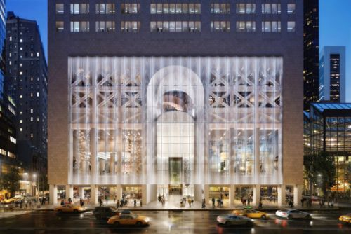 "Controversial Snøhetta Renovation of Philip Johnson's AT&T Headquarters Halted by ""Individual Landmark"" Designation"