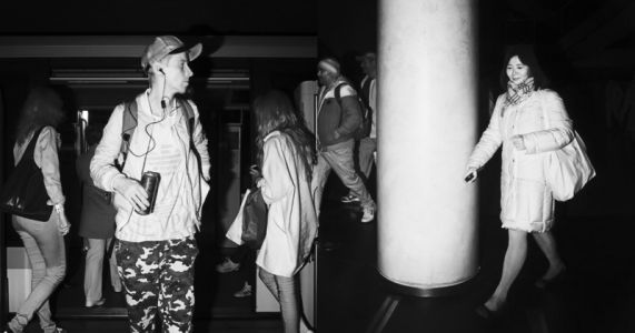 Using an Infrared Flash for Stealthy Street Photography
