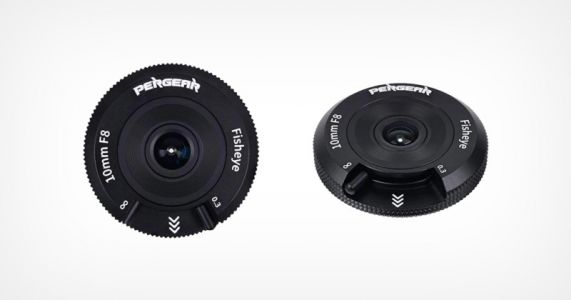 Pergear Unveils 10mm f/8 Pancake Lens for Multiple Mirrorless Mounts