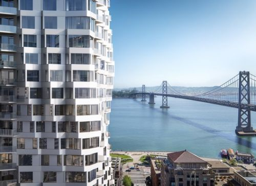 Studio Gang Reveals Twisting High-Rise MIRA Tower for San Francisco