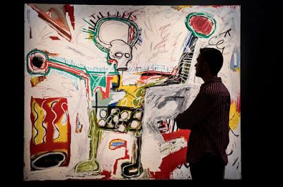 Born on this day in 1960: Jean Basquiat