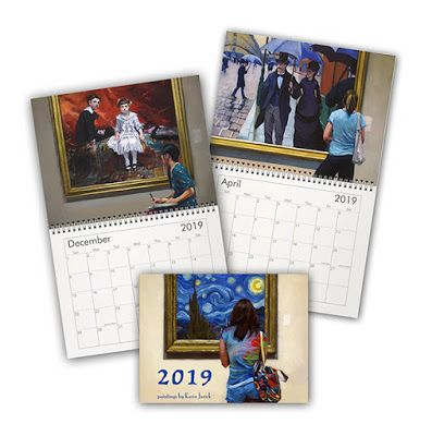 2019 Calendars are still available!