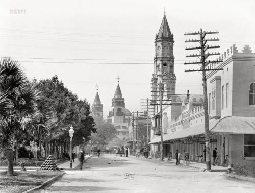 Cathedral Place: 1906