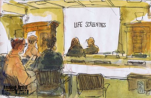 Life Screenings: One Minute Film Festival