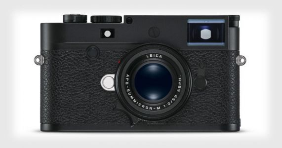 Leica M10-P Unveiled with the Quietest Shutter and the First Touchscreen