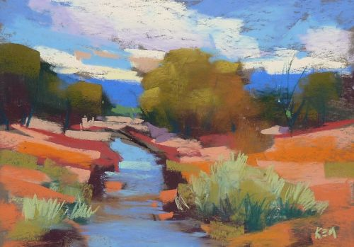 Three Simple Steps for Choosing Pastels for Plein Air