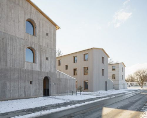 Research Houses Bad Aibling / Florian Nagler Architekten