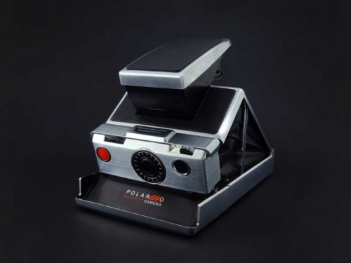 How I Made a Digital Polaroid SX-70