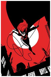 DC Comics Batwoman Issue 8 Variant Cover
