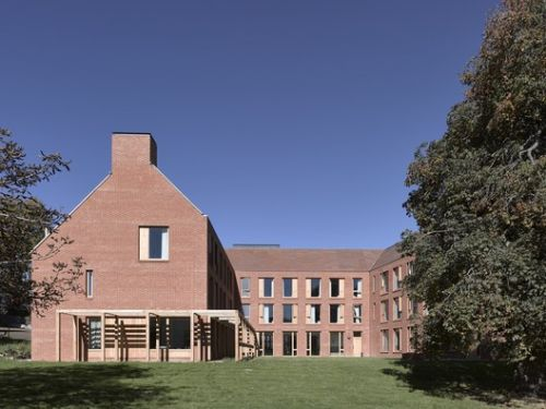 Dancy House, Marlborough College / Allies and Morrison