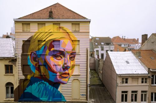 The Crystal Ship: Dourone in Ostend, Belgium
