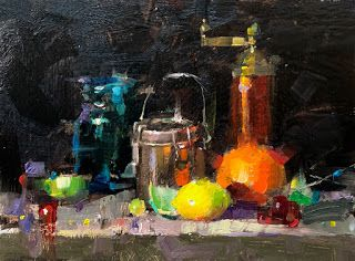 """""""Demo at Paso Robles 2018 2"""" -- Sold"""