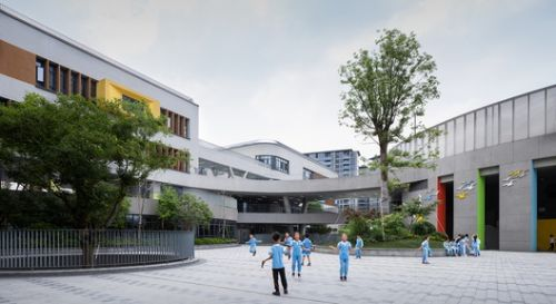 Hangzhou Shengli Elementary School New City Campus and Kindergartens Affiliated / UAD