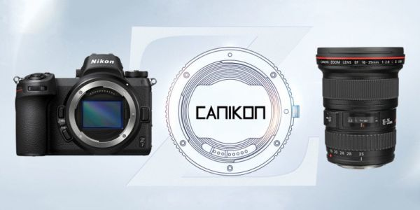 World First 'CANIKON' Autofocus Lens Adapter Coming from KIPON