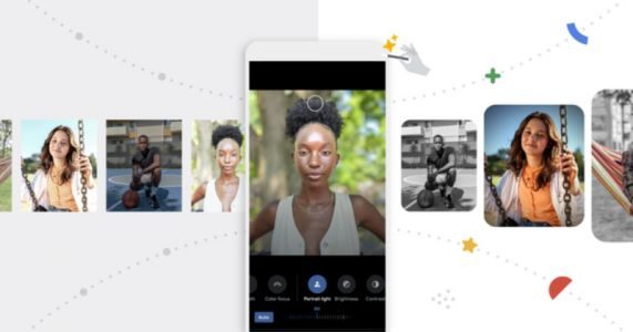 Google Updates Photos App with AI-Powered 'Portrait Light' Tool and One-Tap Edits
