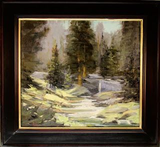 Little Lost Creek 16x18 H0213