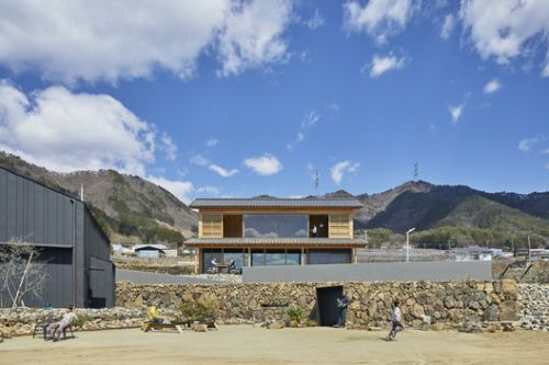 98 Winery / S PLUS ONE architecture