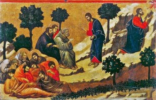 Lent - 1308 Jesus & The Garden of Gethsemane
