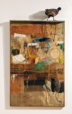 Rauschenberg's Retrospective at MoMA