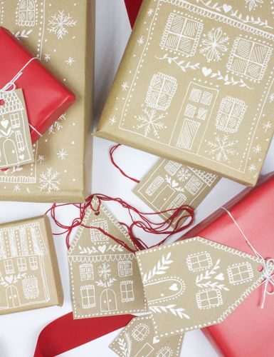 Wrapping paper roundup!