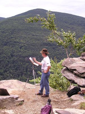 Advice for a Beginning Plein Air Painter