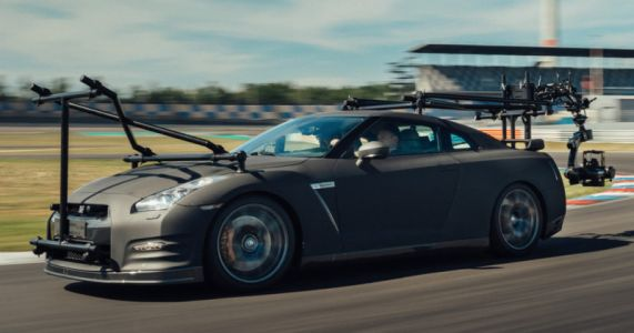 Nissan Turned a Sports Car Into 'The Ultimate High-Performance Camera Rig'