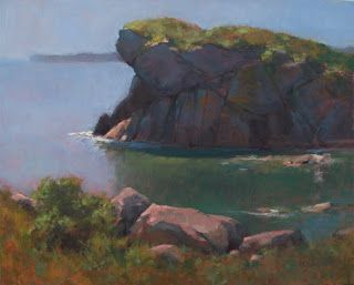 Annual Exhibition - Plein Air Painters of the Bay of Fundy