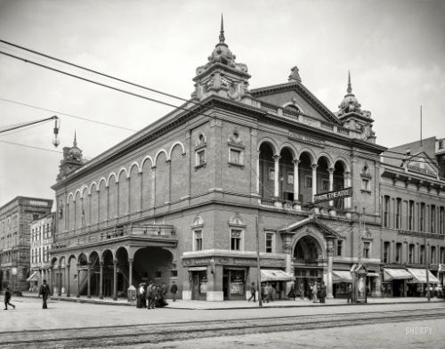 Park Theatre: 1904