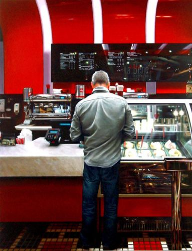 Hyperrealism Paintings by Gerard