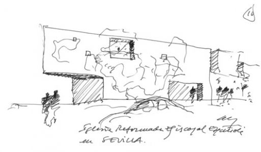 A Selection of the Best Architecture Sketches: Alberto Campo Baeza