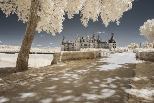 Capturing the Loire Valley's Fairy Tale Castles with an Infrared Drop-In Filter