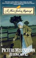 Picture Miss Seeton - a delightful, cozy mystery
