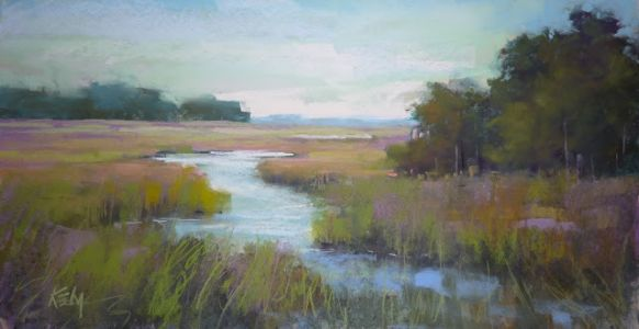 How to Paint Believable Grasses