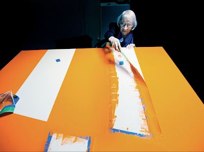 Carmen Herrera, Overlooked But Undeterred