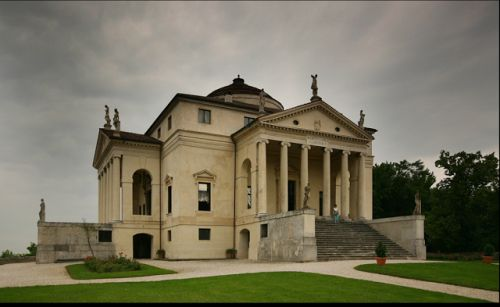 Born on this day. in 1508. Andrea Palladio. Why we love columns