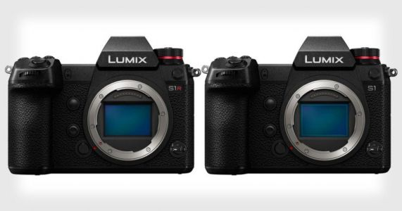 Panasonic Unveils Its S1R and S1 Full-Frame Mirrorless Cameras