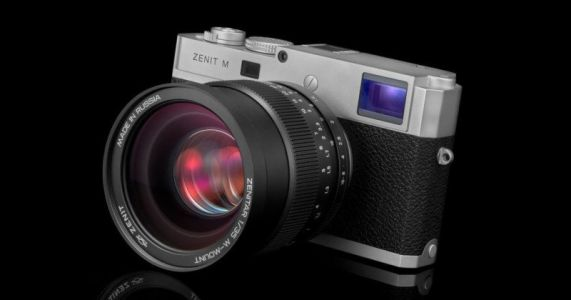 Zenit and Leica Unveil the Zenit M Full-Frame Rangefinder