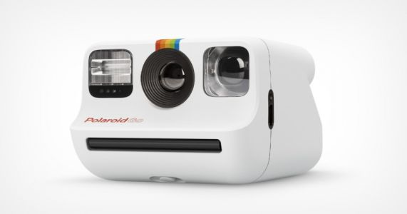 Polaroid Launches Polaroid Go, The Smallest Analog Camera in the World