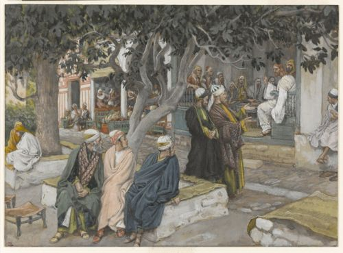 Gospel of Matthew: Sharing a meal with sinners