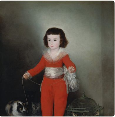 Francisco Goya, Born on this day in 1746