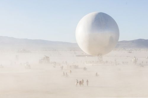 What Burning Man can Teach Architecture about Participatory Design