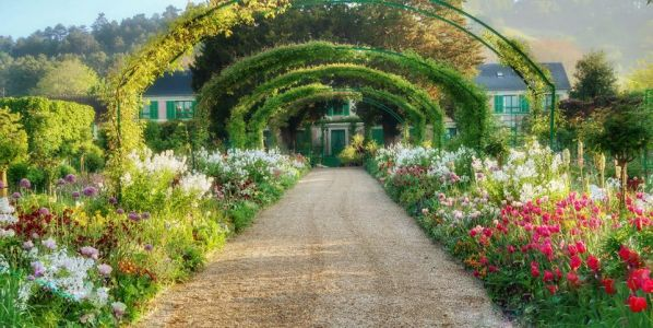 Exclusive Monet's Garden Landscape Painting Workshop 2018