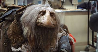 Dark Crystal: Behind the Scenes
