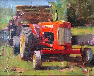 """Big Red"" -- Sold"