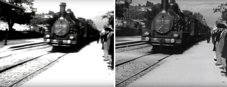 A Digital Conversion Miraculously Clarifies a Historic 1896 Film to Look Like It Was Shot Yesterday