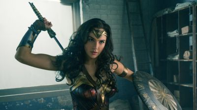 Meet The Painter Who Inspired Wonder Woman's New Look