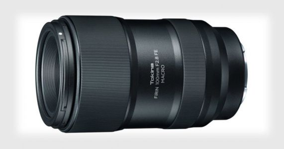 Tokina Unveils the FiRIN 100mm f/2.8 1:1 Macro Lens for Sony Mirrorless