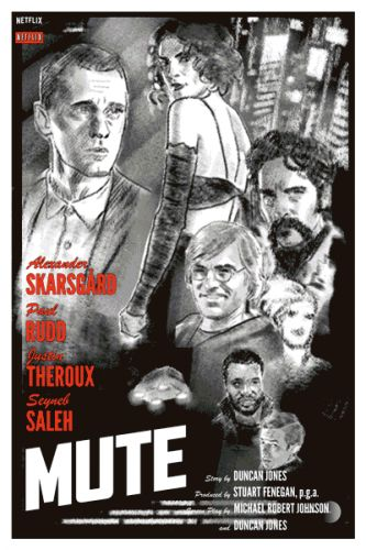MUTE Premieres Today!