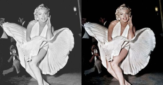 'Retrographic' Colorizes Some of History's Most Famous B&W Photos