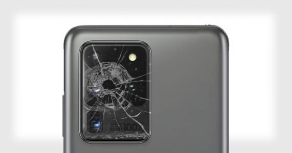 Samsung Galaxy S20 Ultra's Camera Glass is Shattering for Some Users